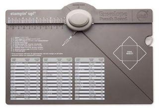 Afbeeldingsresultaat voor envelope punch board stampin up