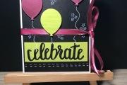 Stampin'Up! Celebrate You Thinlits Dies, Balloon Celebration