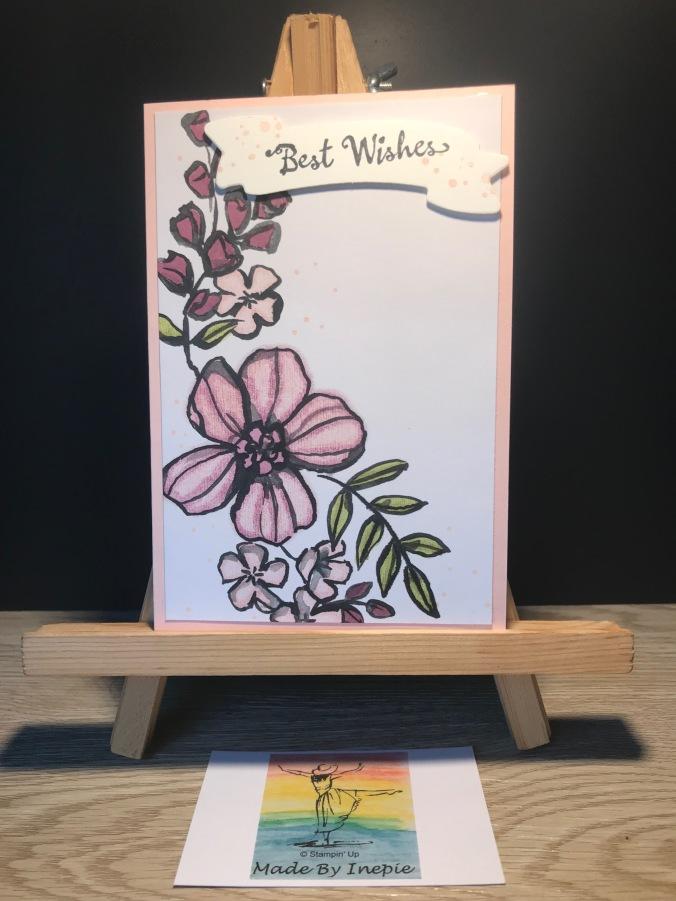 Stampin'Up! Petal Passion Memories& More Card Pack