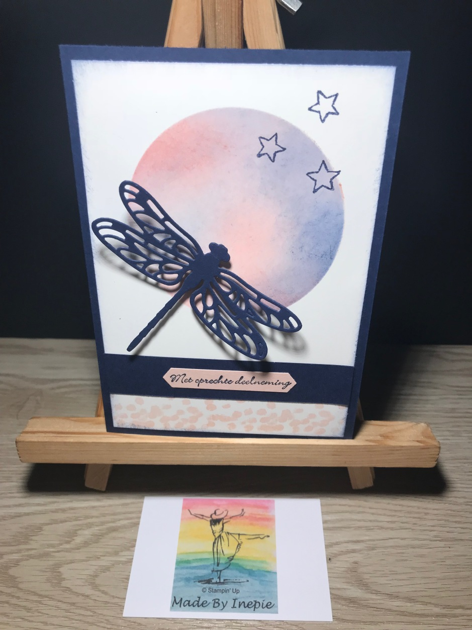 Stampin'Up! Dragon Fly Dreams