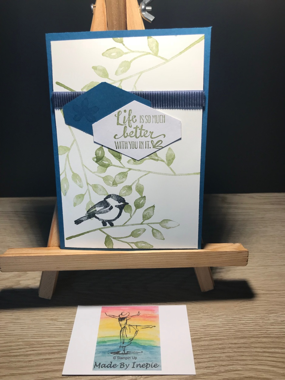 Stampin'Up Petal Palette