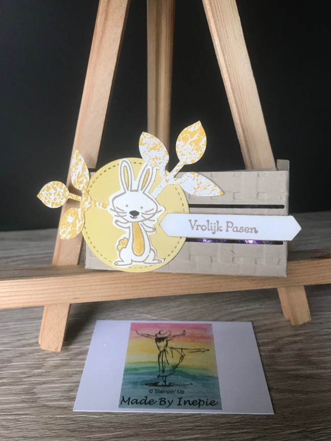 Stampin'Up! Wood Crate Framlits Dies