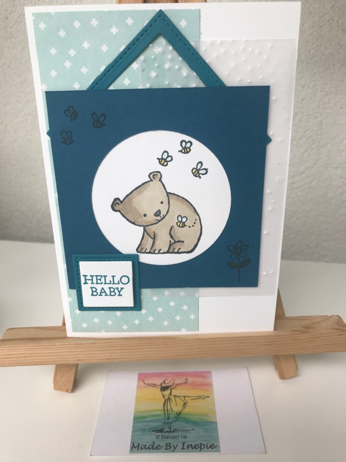Stampin'Up! A Little Wild