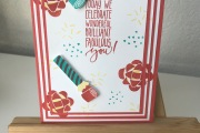Stampin'Up! Picture Perfect Birthday