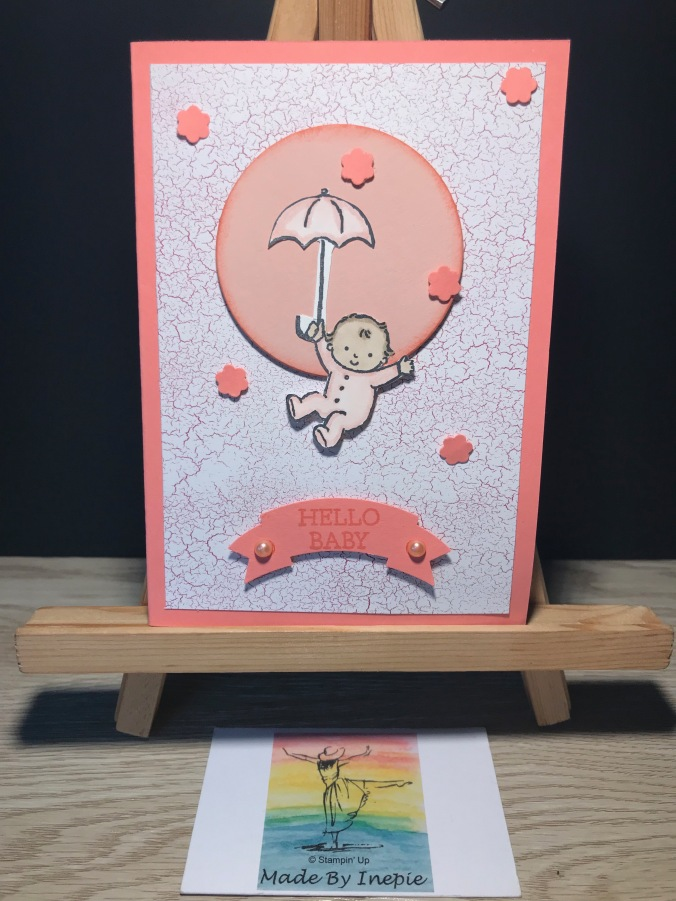 Stampin'Up! Moon Baby