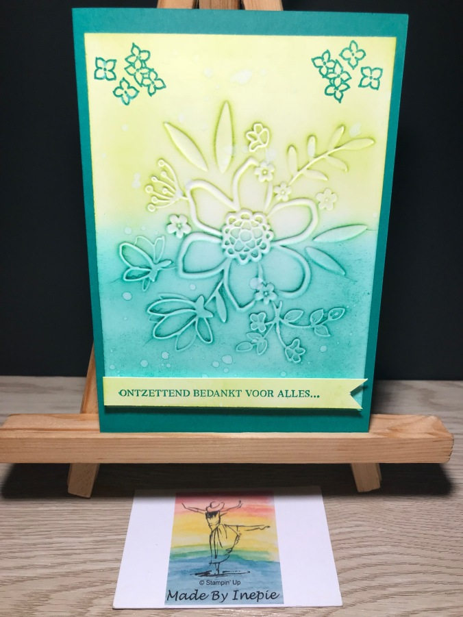 Stampin'Up! Share what you love