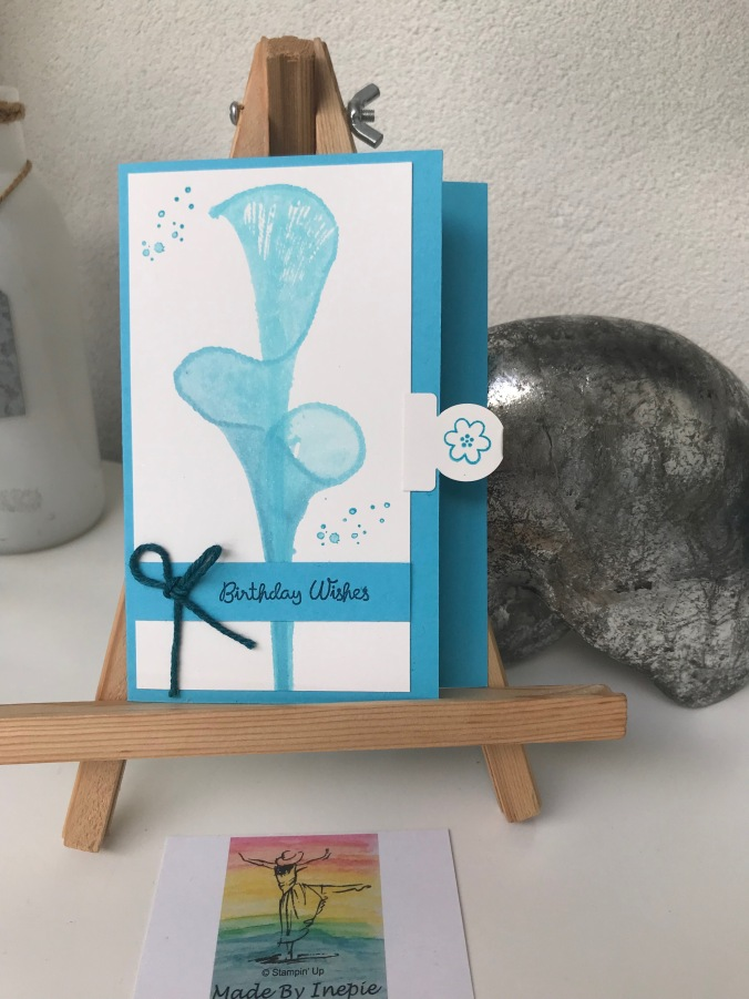 Stampin'Up! Staing Art