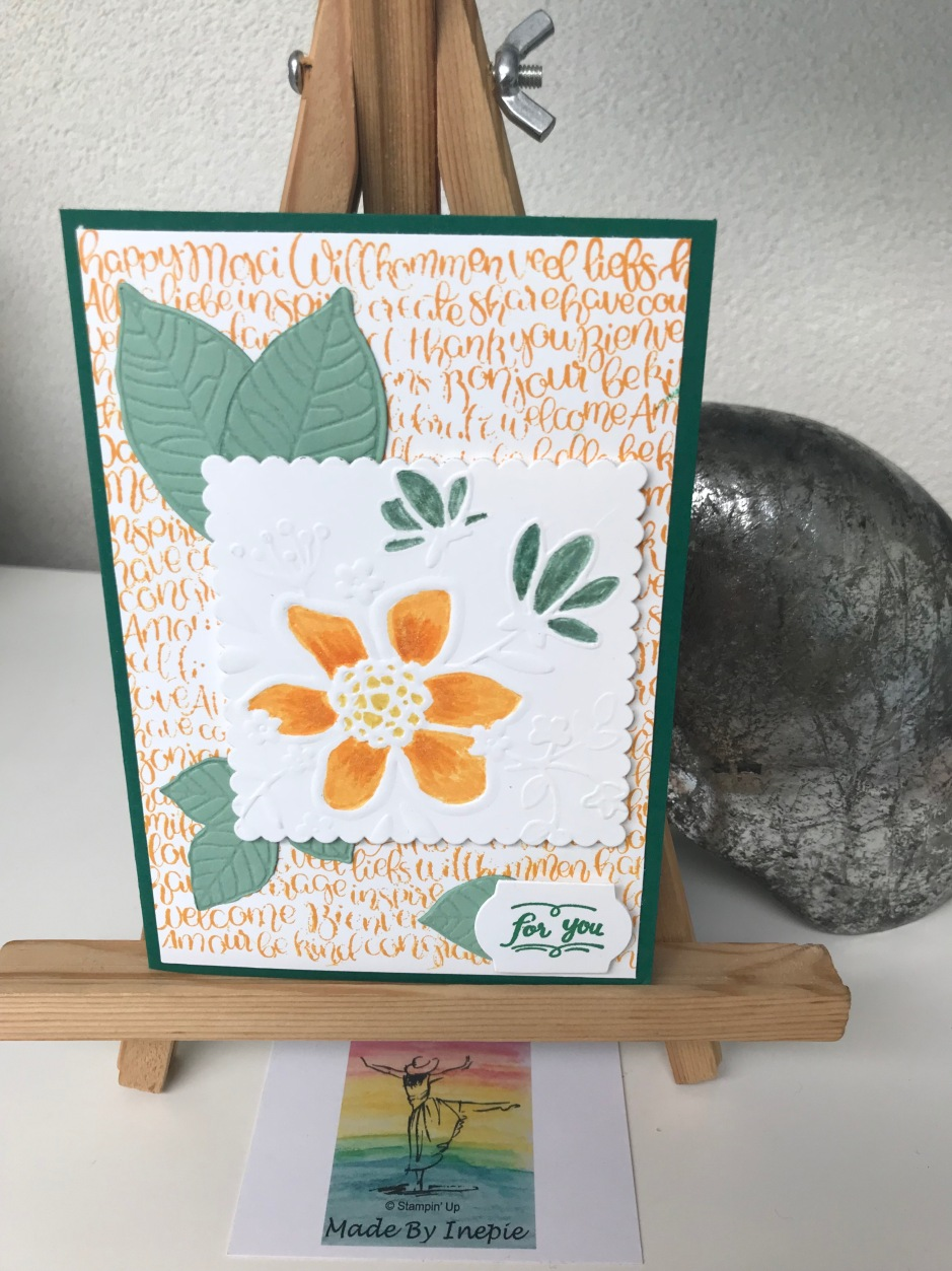 Stampin'Up! Lovely Floral
