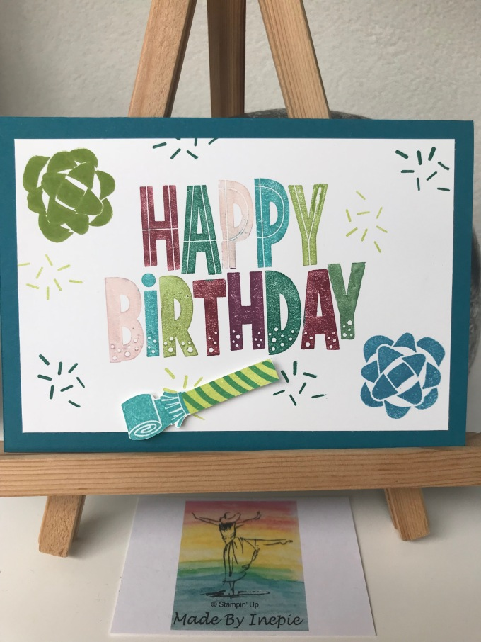 Stampin'Up! Marvelous Markers