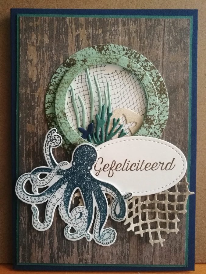 Stampin'Up! Sea of Textures