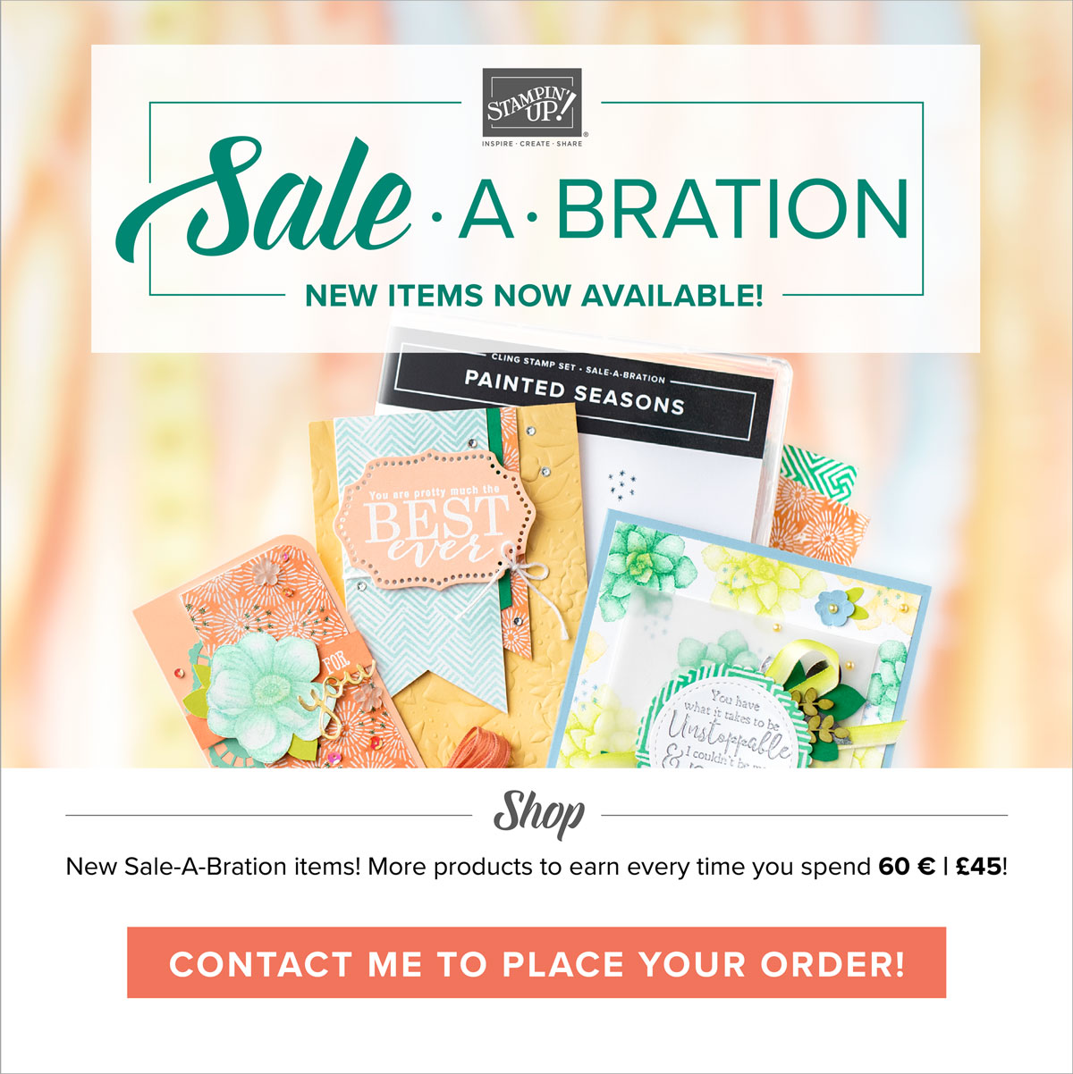 Sale-A-Bration 2019 second release