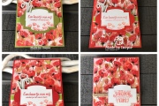 Painted Poppies Stampin' Up!