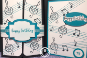 Music From The Heart Stampin' Up!