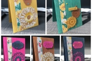 Pinewood Planks Stampin' Up!