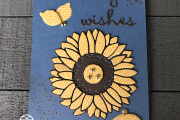 Sunflower Dies Stampin' Up!