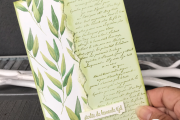 Forever Greenery Dsp Stampin' Up!