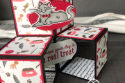 Pampered Pets Stampin' Up!
