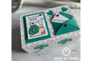 Love You Always Treat Box Stampin' Up!