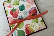 Stampin' Up! Sweet Strawberry