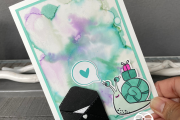 Snailed It Stampin' Up!