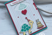 Give It a Whirl Dies Stampin' Up!